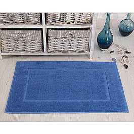 Полотенца Karna Махровое полотенце для ног KARNA GREN, голубой, 50*70 см полотенца william roberts полотенце банное aberdeen цвет queen shadow серо голубой 70х140 см