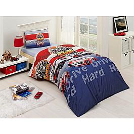 цена Постельное белье Altinbasak Комплект постельного белья подростковый