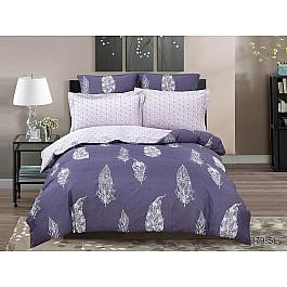 купить Постельное белье Cleo КПБ Сатин набивной Люкс дизайн 379 (1.5 спальный) онлайн