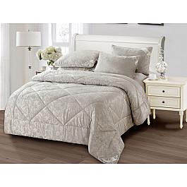 Одеяло Cleo Одеяло Silk Dreams Аргентус, Легкое, 145*210 см одеяло sovinson soft silk белый