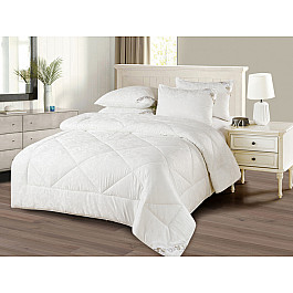 Одеяло Cleo Одеяло Silk Dreams Бланка, Легкое, 145*210 см одеяло sovinson soft silk белый
