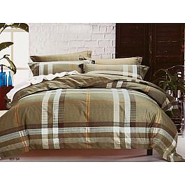 Постельное белье Cleo КПБ Сатин реактивный 057 (2 спальный) постельное белье cleo satin lux 20 070 sl комплект 2 спальный сатин