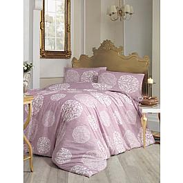 цена на Постельное белье Altinbasak Комплект постельного белья RANFORCE BELLO (2 спальный), грязно-розовый