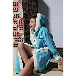 цена на Халат махровый Karna Халат махровый детский с капюшоном