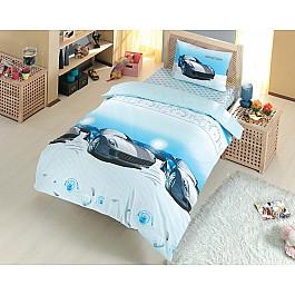 цена Постельное белье Altinbasak Комплект постельного белья подростк.