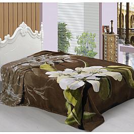Плед Tango Плед Pano design №09, коричневый, 160*220 см цена