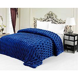 Покрывало Tango Покрывало меховое Шарпей, синий, 220*240 см цены онлайн