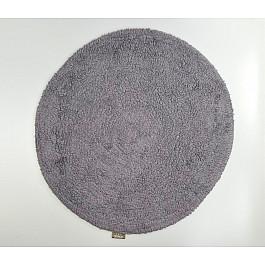 """Коврик для ванной круглый """"MODALIN CORCUS"""", фиолетовый, 75x75 см"""