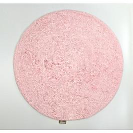 """Коврик для ванной круглый """"MODALIN CORCUS"""", розовый, 75x75 см"""