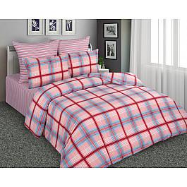 Постельное белье Amore Mio КПБ перкаль печатный 10641/10642 2 (Евро), розовый все цены