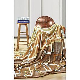 Фото - Плед Cleo Плед бамбук микрофибра №106, 150*200 см плед евро альвитек микрофибра бамбук 218 200 220 см