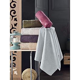 Полотенца DO&CO Комплект махровых полотенец DO&CO ZARIA, 50*90 см - 6 шт цена