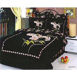 Комплект постельного белья LE VELE BUKET (1.5 спальный), черный