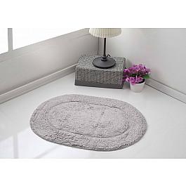Коврик для ванной Karna Коврик для ванной овальный MODALIN GALYA, стоне, 45*65 см коврик для ванной karna modalin galya цвет ментоловый 45 х 65 см