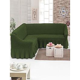 Чехлы для мебели Juanna Чехол на угловой диван универсальный