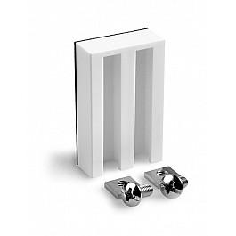 Комплектующие для солнцезащиты Самоклеящийся держатель для алюминиевых, деревянных, пластиковых жалюзи, ролло и плиссе