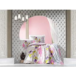 Постельное белье Altinbasak КПБ RANFORCE NEON KAREL (Евро), розовый karel čapek boží muka