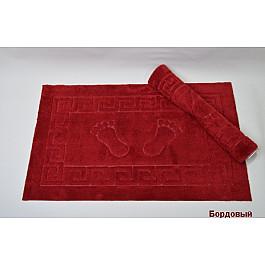 """Коврик """"KARNA LIKYA"""", бордовый, 50х70 см"""