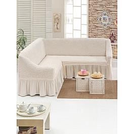 Чехлы для мебели DO&CO Чехол на угловой диван универсальный