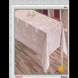 Скатерти Verolli Скатерть броде жаккард Verolli Love, 160*220 см линдгрен а братья львиное сердце