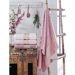 Полотенца DO&CO Комплект бамбуковых полотенец DO&CO ACACIA, 70*140 см - 4 шт