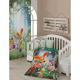 Постельное белье Dantela Vita КПБ Ранфорс для новорожденных Dantela Vita Alex (Новорожденный) для новорожденных товары оптом