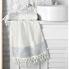 Наборы полотенец для кухни Karna Полотенце кухонное махровое