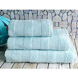 Полотенце махровое Nova, светло-голубой, 70*130 см