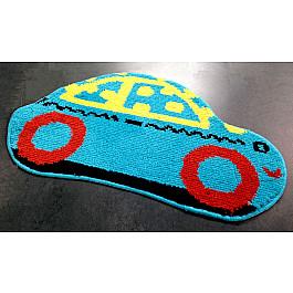 Коврик для ванной Tango Детский коврик для ванной Автомобиль, 40*60 см цены