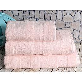 Полотенце махровое Nova, светло-розовый, 70*130 см