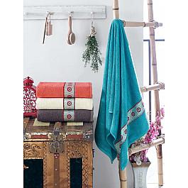 Полотенца DO&CO Комплект бамбуковых полотенец DO&CO BARBERY, 50*90 см - 4 шт muriel barbery haldjate elu