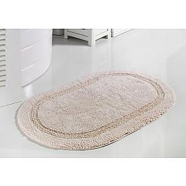 Коврик для ванной Modalin Коврик для ванной кружевной MODALIN RACET, розовый, 60*100 см primanova alize коврик для ванной 60 100 2 пр акриловый