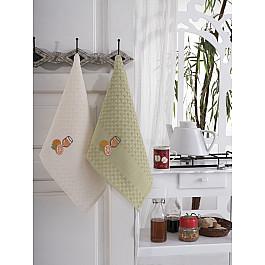 Наборы полотенец для кухни Karna Набор вафельных салфеток FESTIVAL, v6, 45*65 см - 2 шт trixie мяч для лакомства trixie для собак ф11 см