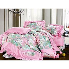 Постельное белье Tango КПБ Сатин Прованс дизайн 992 (1.5 спальный)