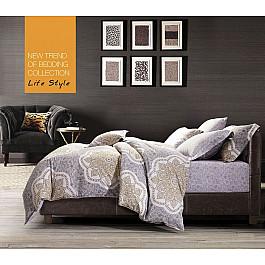 цена Постельное белье Tango КПБ Сатин дизайн 666 (1.5 спальный) онлайн в 2017 году