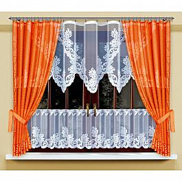 Шторы для кухни Haft Комплект штор для кухни Ariel