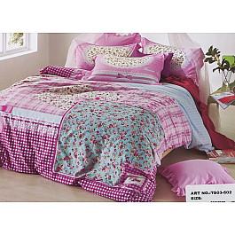 Постельное белье Tango КПБ Сатин дизайн 502 (2 спальный) 502