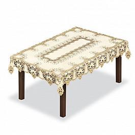 Скатерти Wisan Скатерть №231500-120, кремовый, золотой цены