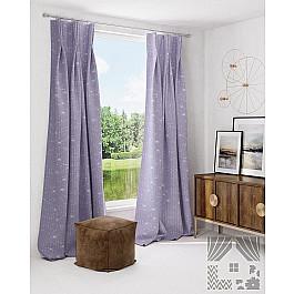 лучшая цена Шторы для комнаты TomDom Комплект штор
