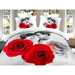 цена Постельное белье Tango КПБ Сатин дизайн 748 (1.5 спальный) онлайн в 2017 году