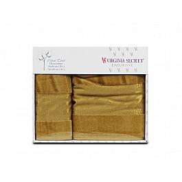 Полотенца Virginia Secret Комплект махровых полотенец Virginia Secret дизайн 21 (50*90; 70*140)