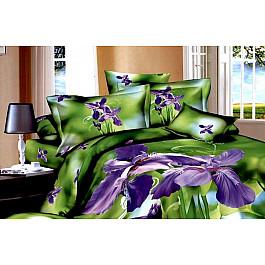 Постельное белье Tango КПБ Сатин дизайн 826 (Евро) bogesi 826