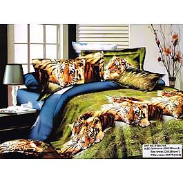 Постельное белье Tango КПБ Cатин дизайн 70A (2 спальный)
