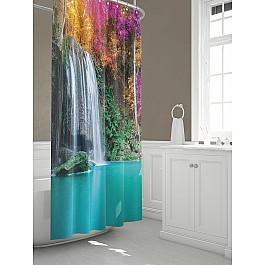 Штора для ванной TomDom Штора для ванной Партол-A штора для ванной tomdom штора для ванной партол a
