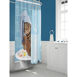 Штора для ванной TomDom Штора для ванной