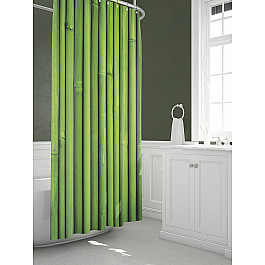 Штора для ванной TomDom Штора для ванной Бомбик штора loskutclub