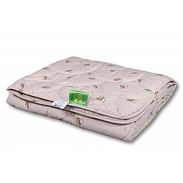 Одеяло Alvitek Одеяло Овечья шерсть, легкое, кремовый, 140*205 см одеяло альвитек овечья шерсть комфорт 140 205 см голубой