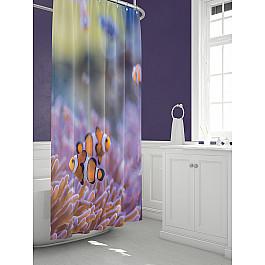 Штора для ванной TomDom Штора для ванной Нэмос цена