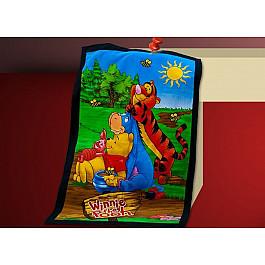 Полотенца Tango Пляжное полотенце Winnie the Pooh, 75*150 см, мультиколор winnie the pooh level 1