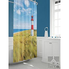 Штора для ванной TomDom Штора для ванной Филор штора для ванной tomdom штора для ванной партол a